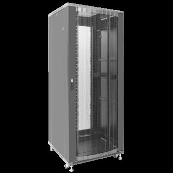 Шкаф телекоммуникационный напольный 47U 800x1000мм, серия TFC (SNR-TFC-478010-CPDP-B)