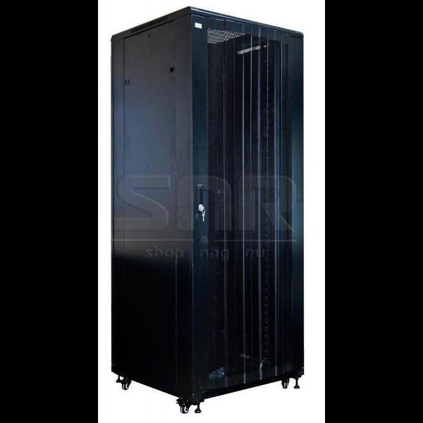 Шкаф телекоммуникационный напольный, 47U, 800х600мм, тип TFC