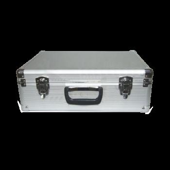 Кейс для инструментов с алюминиевым каркасом и перегородкой