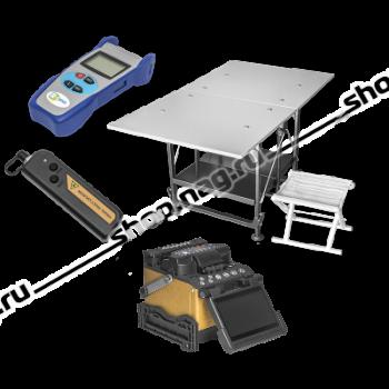 Набор инструментов монтажника оптических линий №1