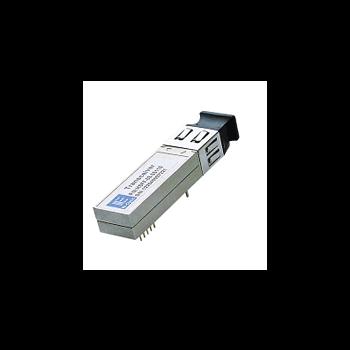 Трансивер 100Mb, 2x5, двухволоконный