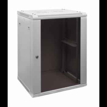 Шкаф телекоммуникационный настенный 12U, 600х450х635мм