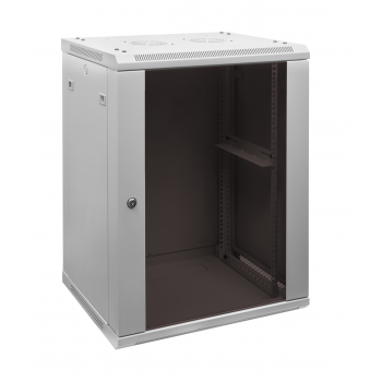 Шкаф телекоммуникационный настенный 18U, 600х450х901мм