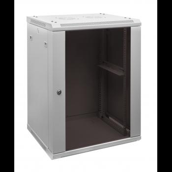 Шкаф телекоммуникационный настенный 18U, 600х600х901мм