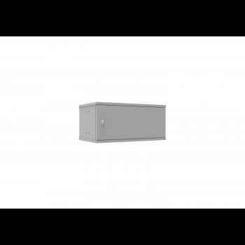 Шкаф телекоммуникационный настенный 4U, 523х300х234мм серия LITE (металлическая дверь)