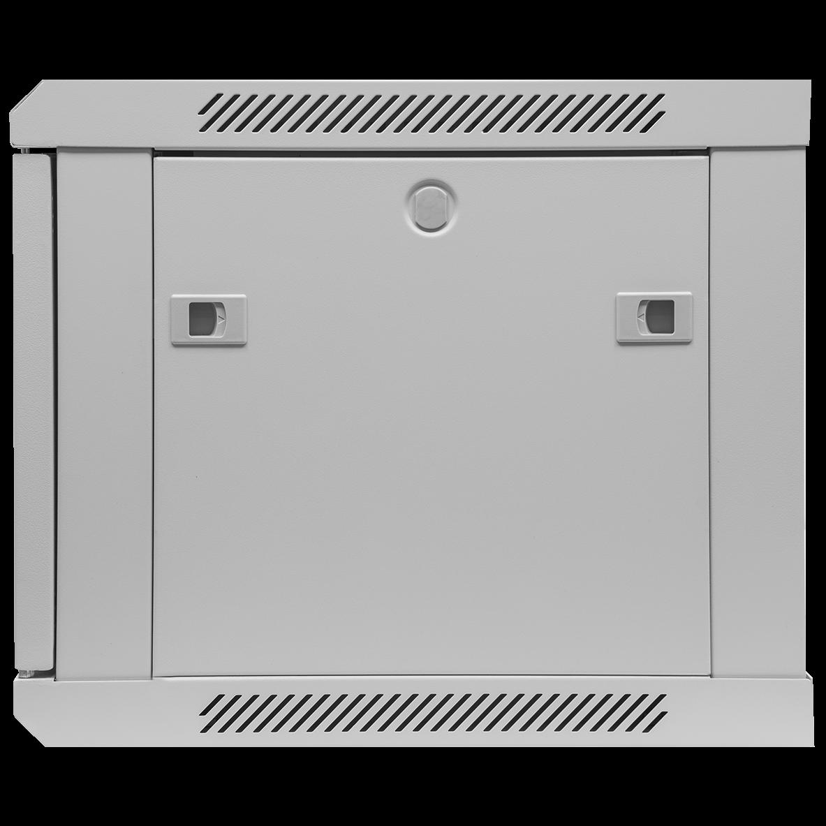 Шкаф телекоммуникационный настенный 6U, 600х450х370мм