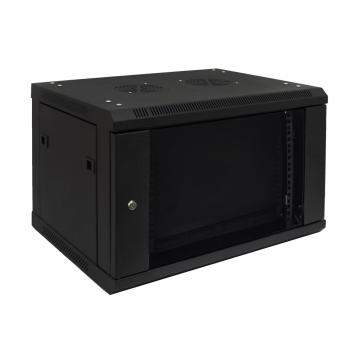 Шкаф телекоммуникационный настенный 6U, 600х450х370 (ШхГхВ)