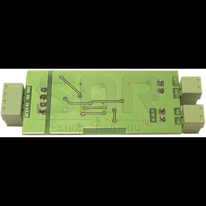 Конвертер интерфейсов SNR-UART-MBUS-1.0