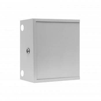 Этажная коробка универсальная распределительная, тип-пенальная, почтовый замок, 450х530х300 мм