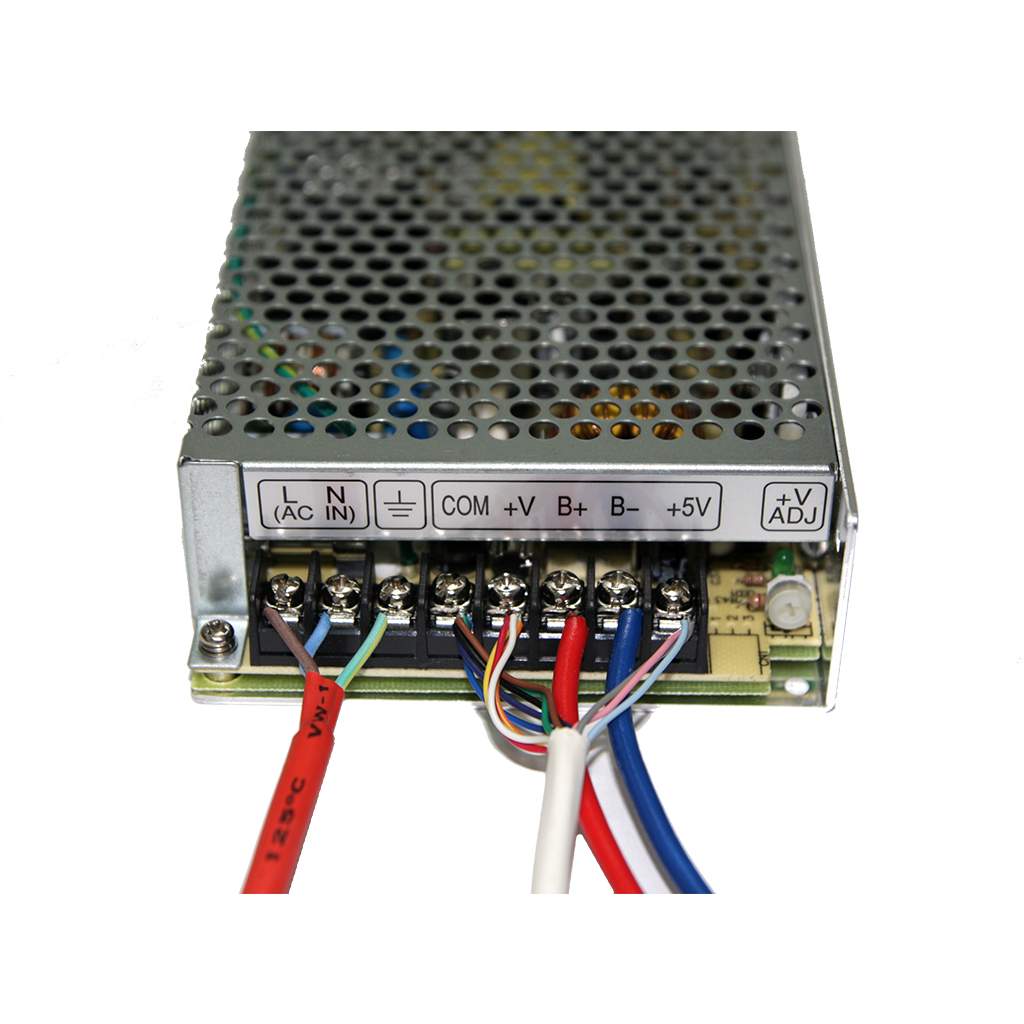 Устройство бесперебойного питания RPS с выходом 12 и 5 вольт и функцией зарядки, 55Вт, холодный старт