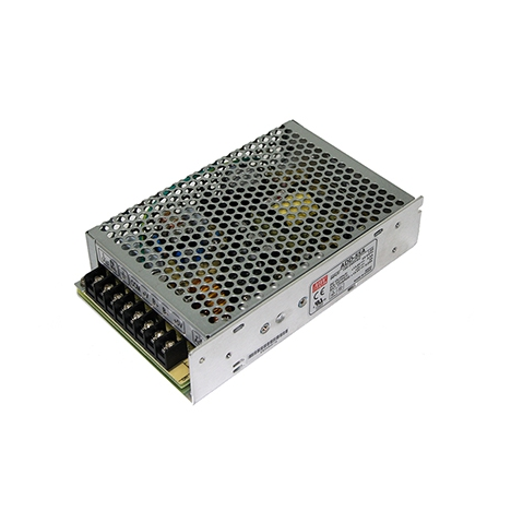 Устройство бесперебойного питания RPS с выходом 12 и 5 вольт и функцией зарядки, 55Вт