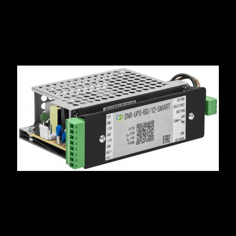 Устройство бесперебойного питания RPS с выходом 12В/60Вт, с функцией мониторинга и холодного старта