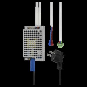 Устройство бесперебойного питания RPS с выходом 12 вольт и функцией зарядки, 60Вт