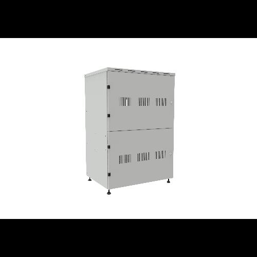 Аккумуляторный шкаф 2 полки, с отсеком для ИБП, 1132х786х597мм (SNR-UPS-BCT-127906-2)