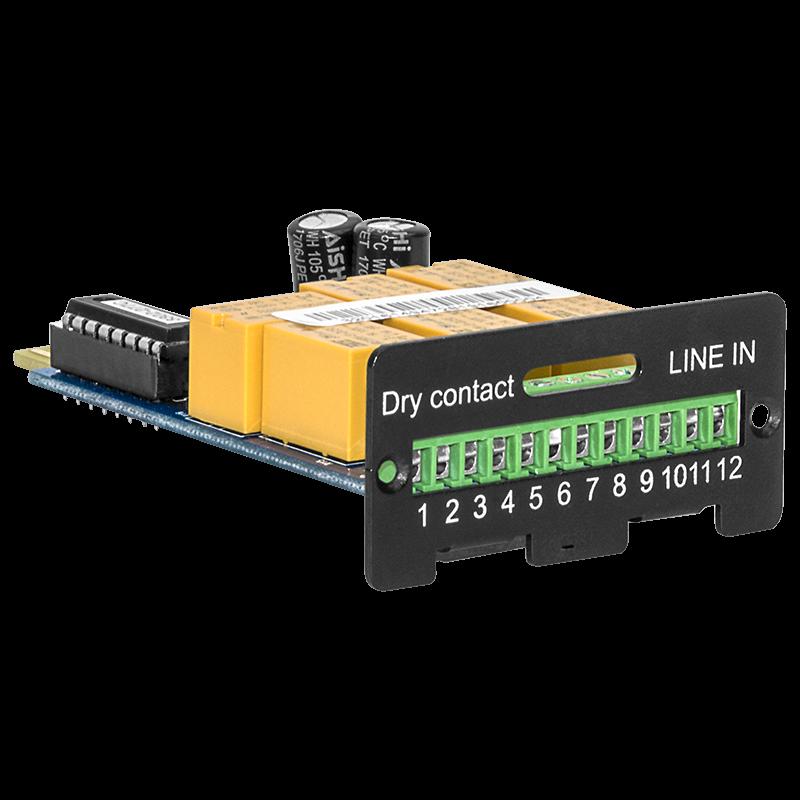 Модуль сухих контактов для ИБП серии Element