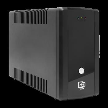 Источник бесперебойного питания Line-Interactive, 1200 VA, LED серии PRO