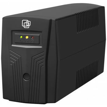 Источник бесперебойного питания Line-Interactive, 600 VA, LED  (выходные розетки IEC320 C13)