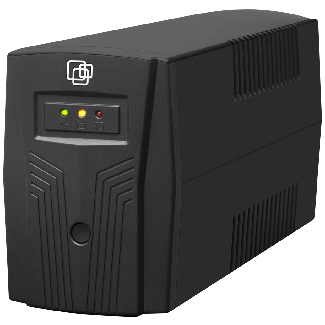 Источник бесперебойного питания Line-Interactive, 600 VA, LED  (выходные розетки IEC320 C13) уценка
