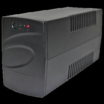 Источник бесперебойного питания Line-Interactive, 600 VA, LED