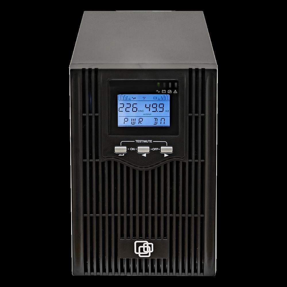 Источник бесперебойного питания Line-Interactive, 600 VA, в комплекте с АКБ 100 Ач серии GP
