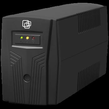 Источник бесперебойного питания Line-Interactive, 800 VA, LED  (выходные розетки IEC320 C13)