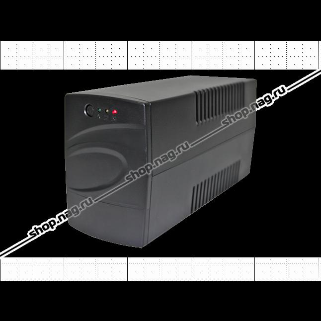 Источник бесперебойного питания Line-Interactive, 800 VA, LED