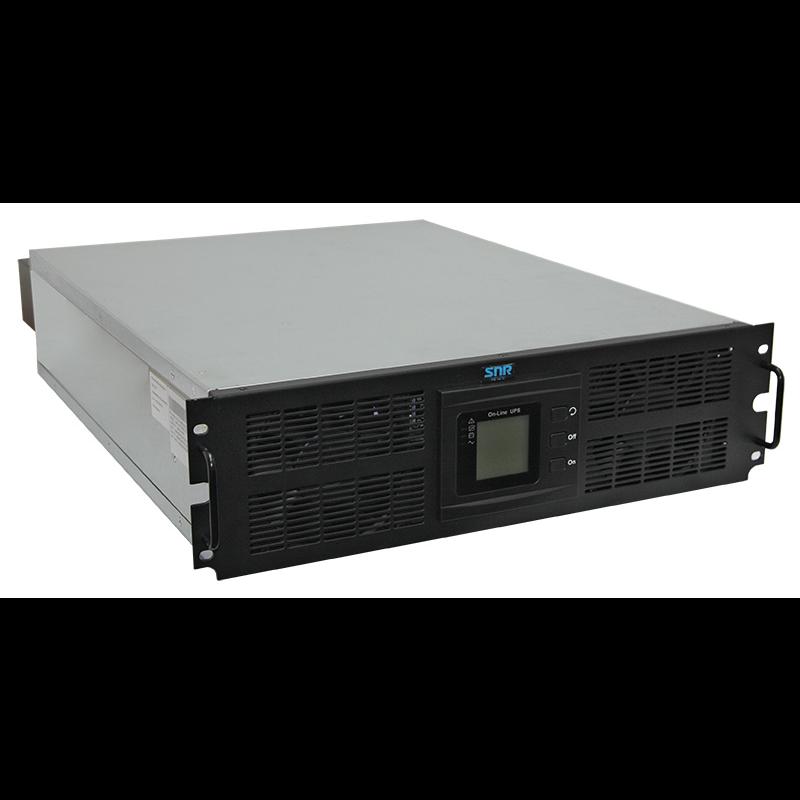 Модульный источник бесперебойного питания серии HPMSA 10кВА, без АКБ (ток заряда 6А) фаза 3:3
