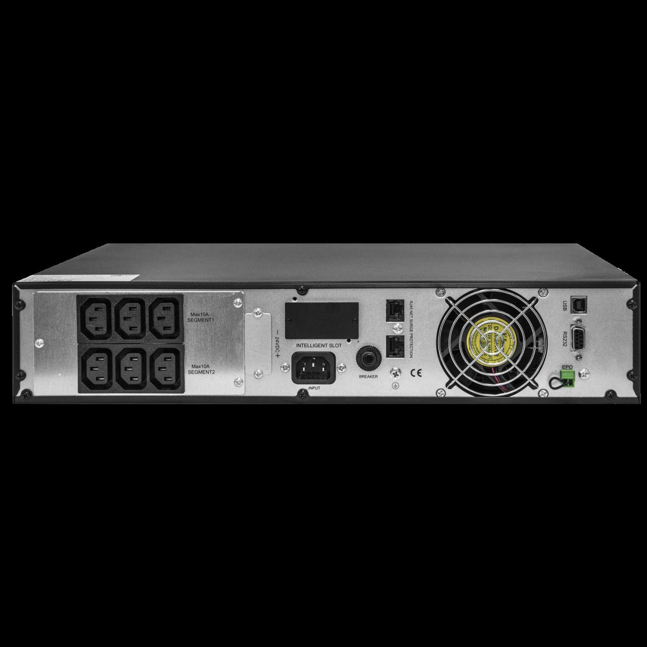 Источник бесперебойного питания on-line SNR серии Element, 1000 VA, 36VDC