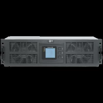 Модульный источник бесперебойного питания серии HPMSA 20кВА, без АКБ (ток заряда 6А), уценка после тестов