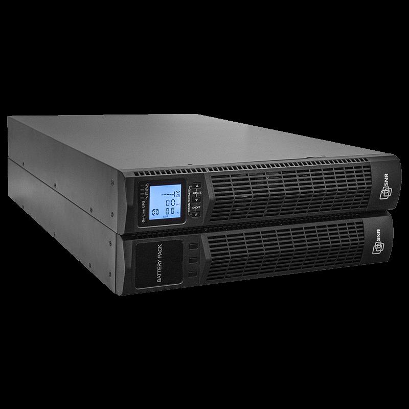 Источник бесперебойного питания on-line серии Element, 2000 VA, 48VDC, после теста, есть небольшие потертости на корпусе