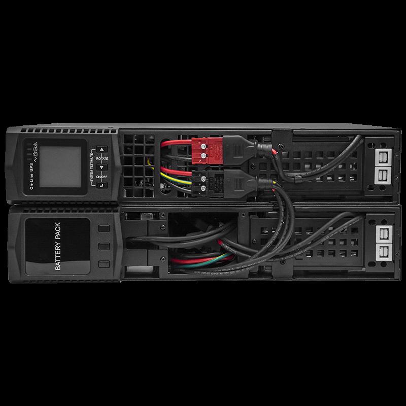 Источник бесперебойного питания on-line серии Element, 2000 VA, 48VDC