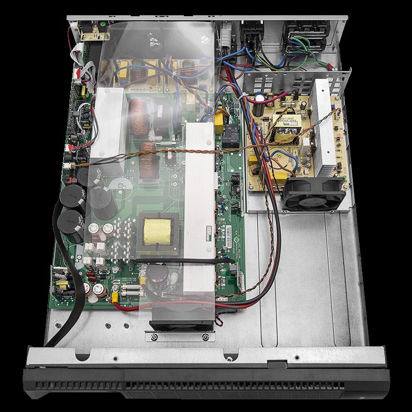 Источник бесперебойного питания on-line, 3000 VA, 72VDC, без АКБ (ток заряда 6А)