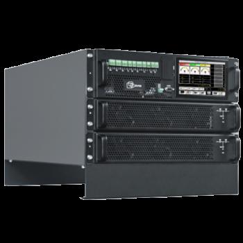 Шасси модульного источника бесперебойного питания 20 кВА/20 кВт серии СМ, 2 слота для силовых модулей 10 кВА/10 кВт (SNR-UPS-ONRT-020-10CMX33)
