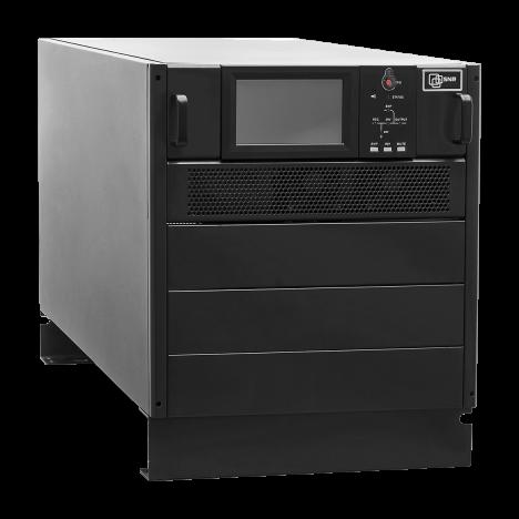 Шасси модульного источника бесперебойного питания 45 кВА/45 кВт серии СМ, 3 слота для силовых модулей 15 кВА/15 кВт (SNR-UPS-ONRT-045-15CMX33)