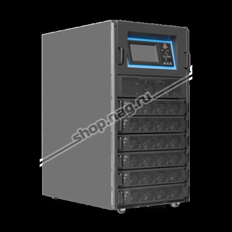 Модульный источник бесперебойного питания 60кВА/60кВт серии СМ, 4 силовых модуля 15кВА/15кВт (SNR-UPS-ONRT-060-15CMX33-KIT)