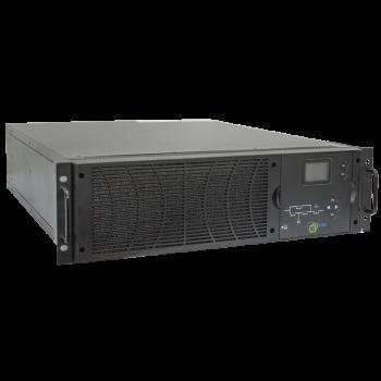 Источник бесперебойного питания on-line, 10 000 VA серии MXPL (без АКБ) фаза 3:1