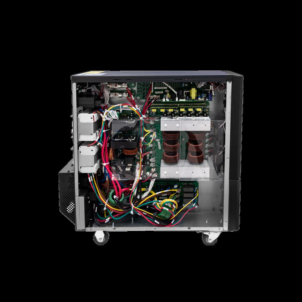 Источник бесперебойного питания On-Line SNR серии BASE, 20кВА/20кВт, без АКБ (ток заряда 12А) Состояние - БУ.