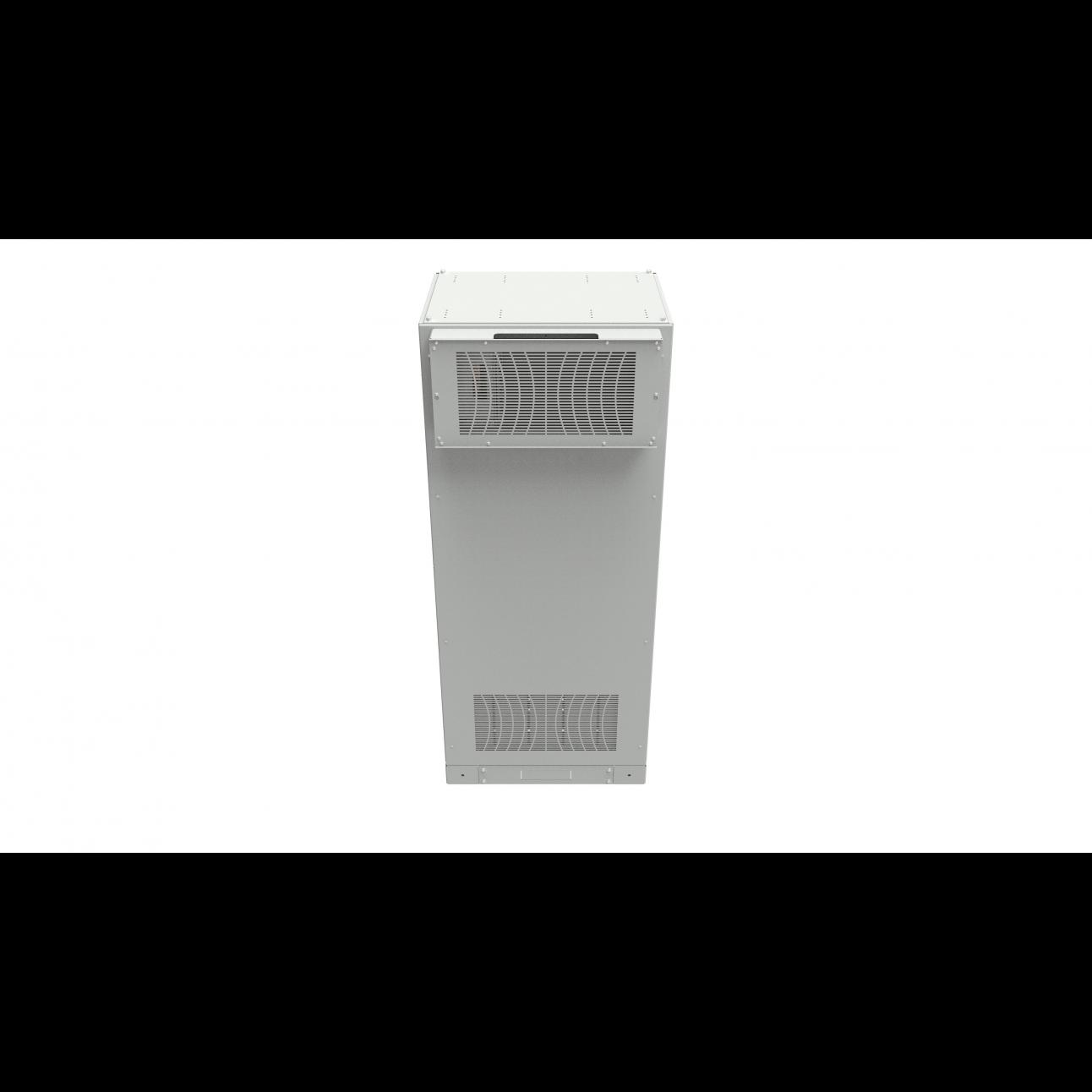 Система бесперебойного питания мощностью 10 кВА / 9 кВт, фаза 3:1, время автономии 37 мин