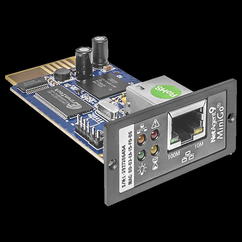 Модуль удаленного мониторинга для ИБП SNR серии Element