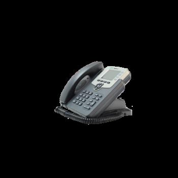 IP-телефон SNR-VP-53, поддержка PoE