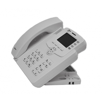 IP-телефон SNR-VP-53W, поддержка PoE, белый цвет