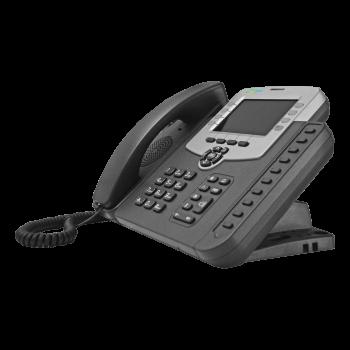IP-телефон SNR-VP-56, поддержка PoE