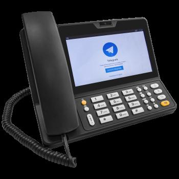 IP-телефон SNR-VP-80, поддержка PoE (уценка 2)