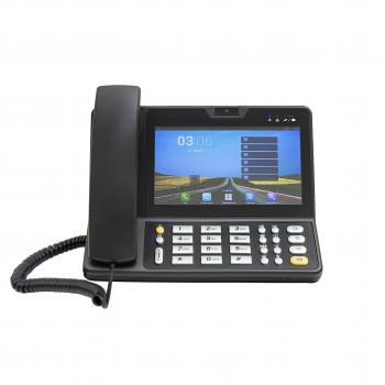 IP-телефон SNR-VP-80, поддержка PoE