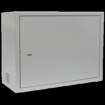 Антивандальный шкаф, тип-распашной высота 12U, глубина 450 мм