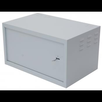 Антивандальный шкаф серии Great, 6U, 322х577х377, IP20, RAL7035