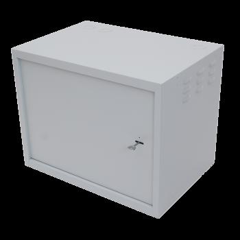 Антивандальный шкаф серии Great, 9U, 455х577х400, IP20, RAL7035