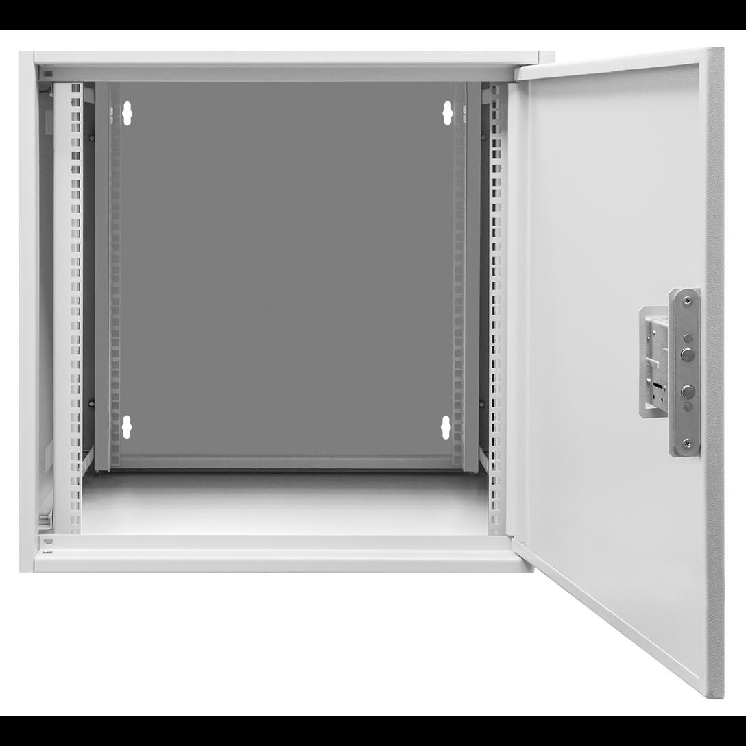 """Шкаф универсальный разборный 19"""" 12U 585x580x450мм (ВШГ)"""