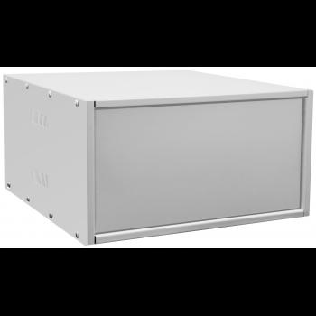 Шкаф телекоммуникационный напольный 9U, 450х580х600 мм