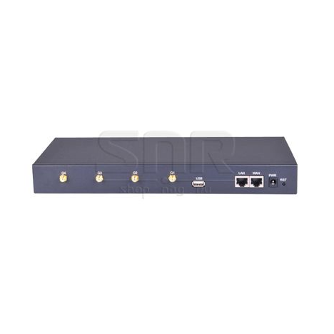 IP АТС SNR-VX50, 4 GSM, до 100 SIP регистраций